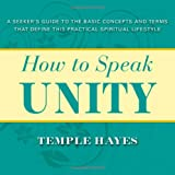 How to Speak Unity: A Seeker