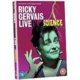 Ricky Gervais Live IV - Science [NON-U.S.A. FORMAT: PAL + Region 2 + U.K. Import]