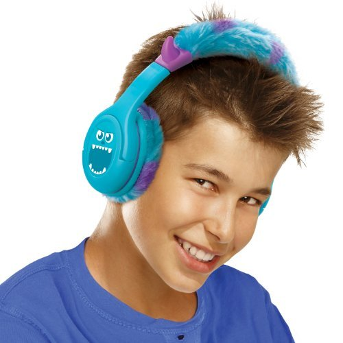 Monster'S U Scary Hairy Headphones Toy, Kids, Play, Children