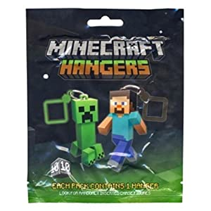 Minecraft Blind Bag Hanger (Styles and Colors Vary)