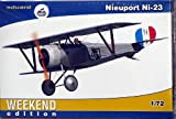 Eduard 1/72 Nieuport Ni-23 Weekend Edition