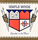 Simple Minds Sparkle In The Rain 1983 UK vinyl LP V2300