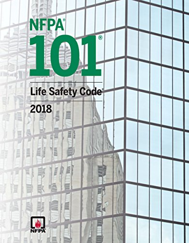 NFPA 101 Life Safety Code 2018 [National Fire Protection Association] (Tapa Blanda)