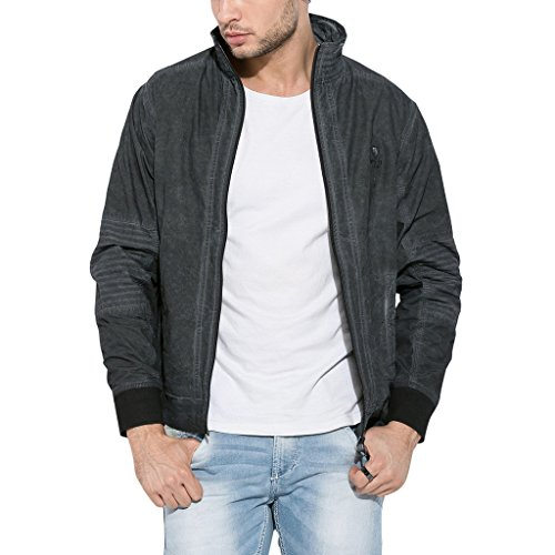 Mufti-Mens-Cotton-Jacket-MFJ-519-A01BlackXX-Large