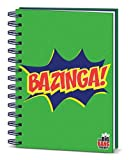 The Big Bang Theory Notizbuch Din a 5 Bazinga! Har