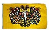 Flagge Heiliges Römisches Reich Deutscher Nation Quaterionenadler - 90 x