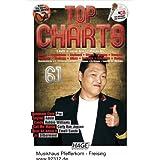 "Top Charts 61 mit Playback CD: Nur die besten und aktuellsten Chart-Hits: Gangnam Style - Skyfall - Candy - Call Me Maybe - Read All About It - Javon ""Helmut Hage"""