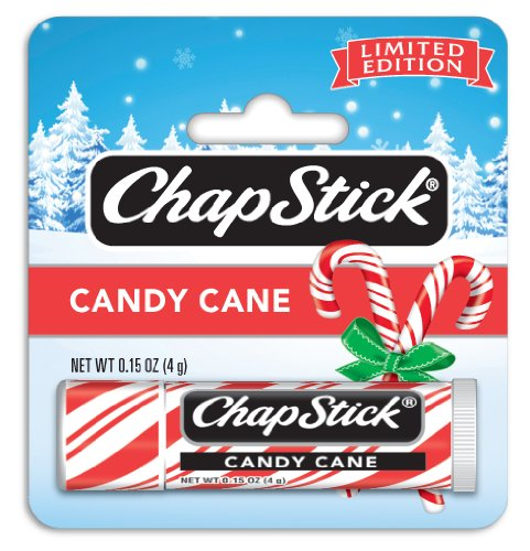 Chapstick Candy Cane, Peppermint, 0.15 Ounce