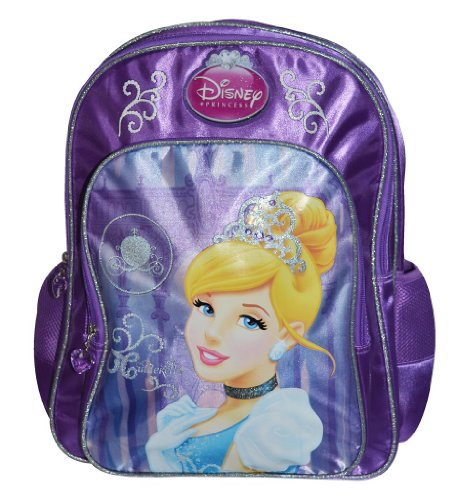 Simba Simba Cinderella Backpack, Multi Color (16-Inch) (Multicolor)