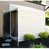 Arrow Shed YS47-A Yard Saver 4-Feet by 7-Feet Steel Storage Shed