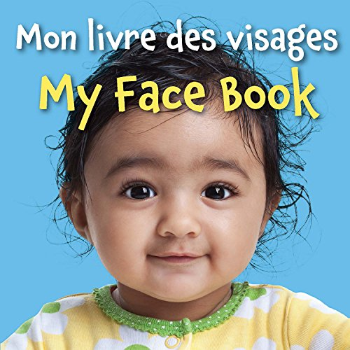 My-Face-Book-FrenchEnglish-French-Edition
