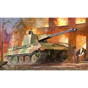 E75 German Tank http://www.amazon.com/Trumpeter-German-E75-Flakpanzer-Tank/dp/B0043ZN98I