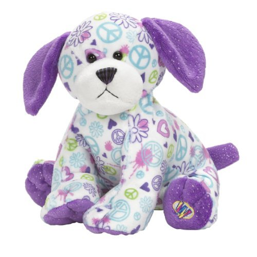Webkinz Peace Out Puppy - 1