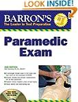 Barron's Paramedic Exam: with CD-ROM