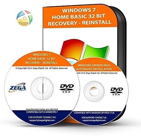 Re INSTALL Repair Restore WINDOWS 7