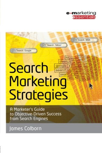 Search Marketing Strategies (Emarketing Essentials)