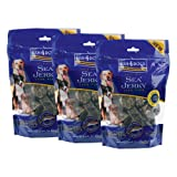 #8: Fish4Dogs Sea Jerky Fish Rolls 100 g (Pack of 3)