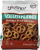 Glutino Gluten Free Pretzel, Buffalo Style, 6 Ounce
