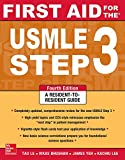 img - for First Aid for the USMLE Step 3, Fourth Edition (First Aid USMLE) book / textbook / text book