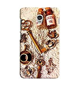 Omnam Acient Items Of Ali Baba Time Printed Designer Back Cover Case For Lenovo Vibe P1