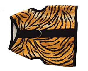 Kitty Holster Cat Harness, Medium Large, Tiger Stripe