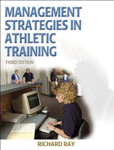 Management Strategies in Athletic Training (Athletic Training Education)