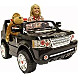 Rocket Explorer Ride on Electric Jeep - 24v 2 Seater (3 Colours)