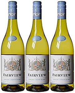 Fairview Darling Chenin Blanc 2015 Wine 75 cl (Case of 3)