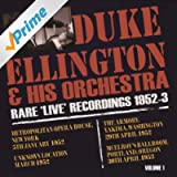 Rare Live Recordings 1952-53, Vol. 1 [Clean]