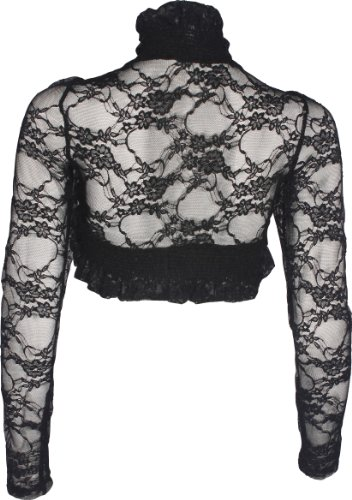 Floral Stretch Bolero Cover up Sleeve
