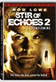 Stir of Echoes 2 - The Homecoming : Widescreen Edition
