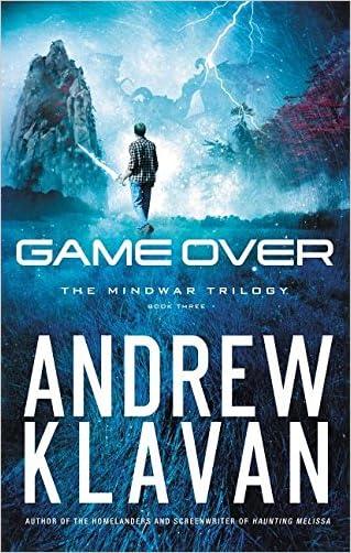 Game Over (The MindWar Trilogy) written by Andrew Klavan