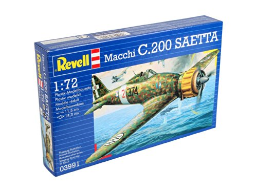 Revell of Germany Macchi MC200 Saetta