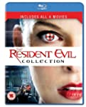 The Resident Evil Collection [Blu-ray...