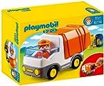Playmobil 1.2.3 6774 Recycling Truck