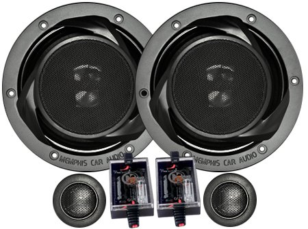 "15-Prs6V2 - Memphis 6.5"" 2-Way Power Reference Component Speakers"