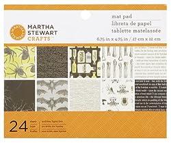 Martha Stewart Crafts Elegant Witch Mat Pad