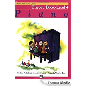 Alfred's Basic Piano Course Theory, Bk 4