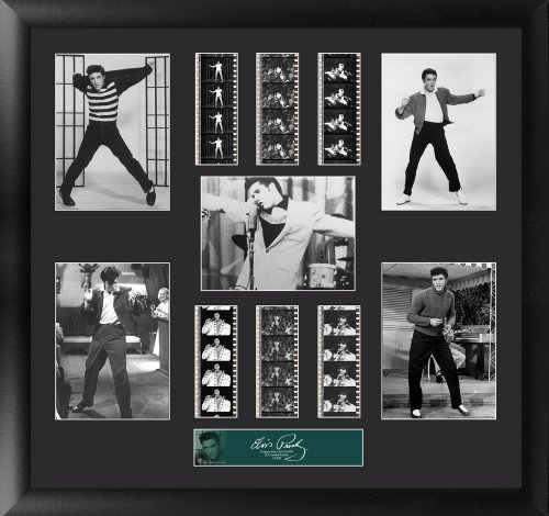 Buy Low Price Film Cells Elvis Presley (S4) Montage Film Cell Figure (B002EX6514)