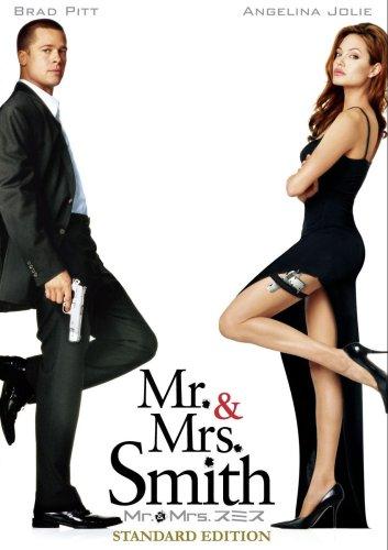Mr.&Mrs.スミス「ウォンテッド」公開記念スペシャル・プライス版 (初回限定生産) [DVD]