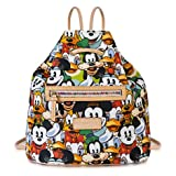 Mickey Mouse & Friends Faces Backpack by Dooney & Bourke