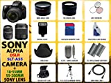 Sony Alpha Dslr-slt-a55 Digital Camera with