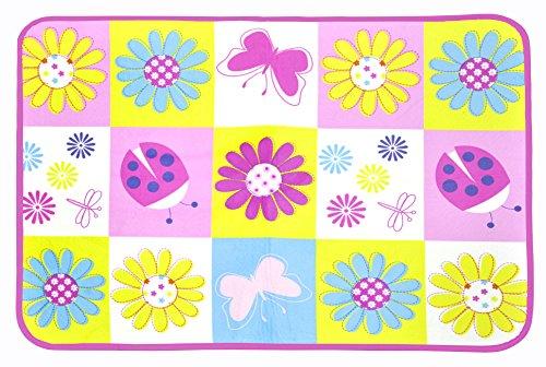 """Heritage Kids Spring Garden Floor Rug, 30 x 40"""" - 1"""