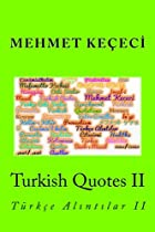 Turkish Quotes II