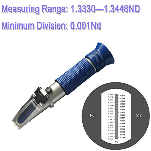 1.3330-1.3448ND Oil Refractometer RND-027ATCblue