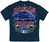 United We Stand Boston Strong Boston Marathon Support T-Shirt