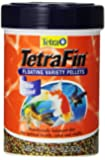 Tetra 77035 TetraFin Floating Variety Pellets, 1.87-Ounce, 185-ml