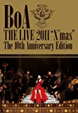 "BoA THE LIVE 2011""X'mas"" The 10 th  Anniversary  Edition [DVD]"