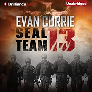 SEAL Team 13 Audiobook