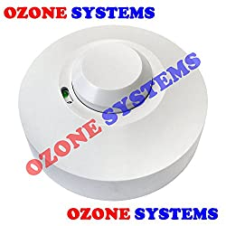 OZONE SYSTEMS OZ-50 MICROWAVE MOTION SENSOR SWITCH WITH 12 MONTHS WARRANTY